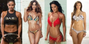 hottest Venezuelan women