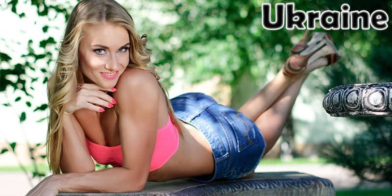 kinky Ukrainian woman