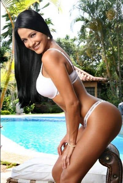 Norkys Batista sizzling hot Venezuelan actress