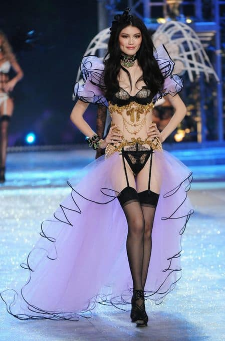 Sui He Chinese Victoria's secret model