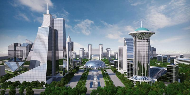 Tashkent one of the gem city in Uzbekistan