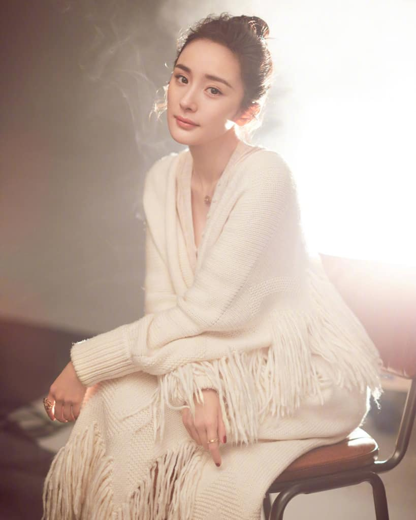 Yang Mi stunning Chinese actress