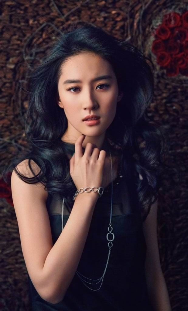 Yifei Liu simple and beautiful