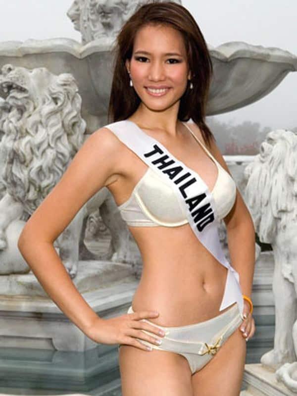 Charm Osathanond representing Thailand