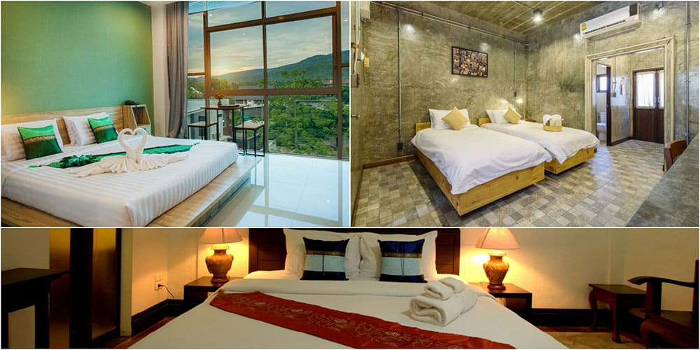 budget friendly hotels in Chiang Mai, Thailand
