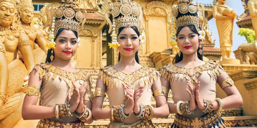 Cambodian culture and traditional values