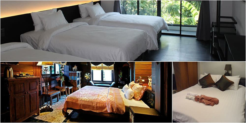 Mid-Range hotels in Chiang Mai, Thailand