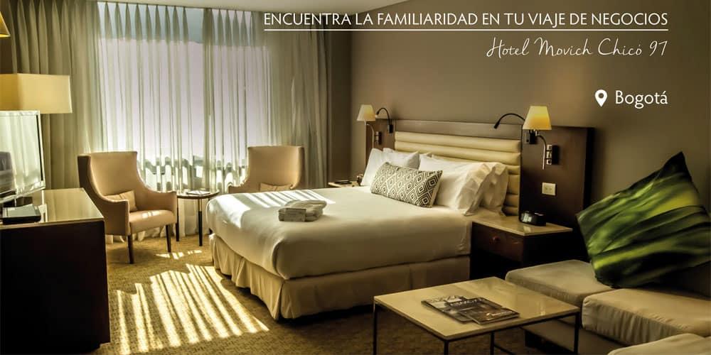 Movich Hotel Chico 97 Bogota, Colombia