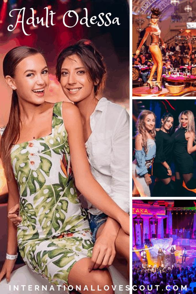 Odessa adult nightlife
