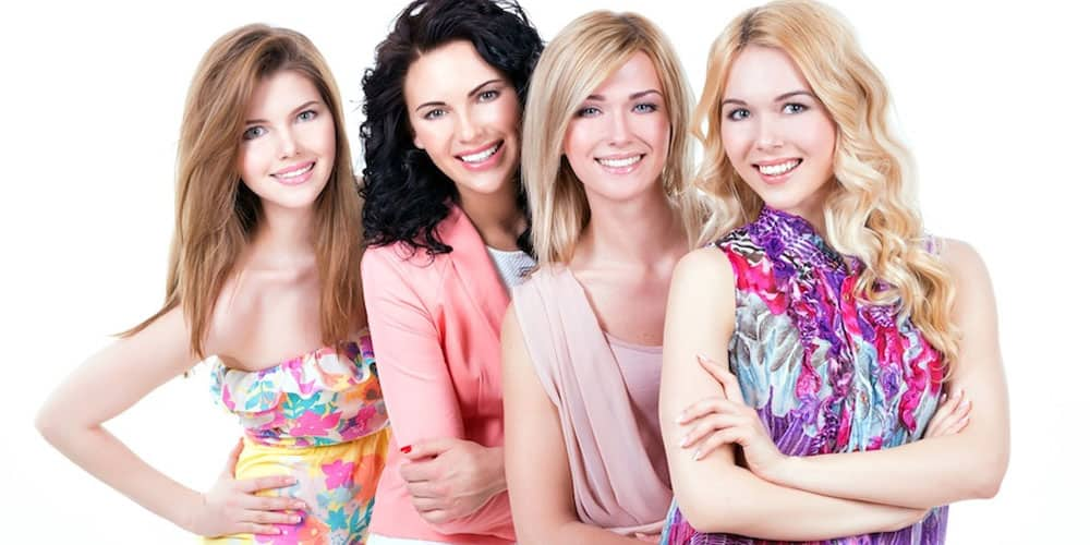 simple but beautiful Odessa women