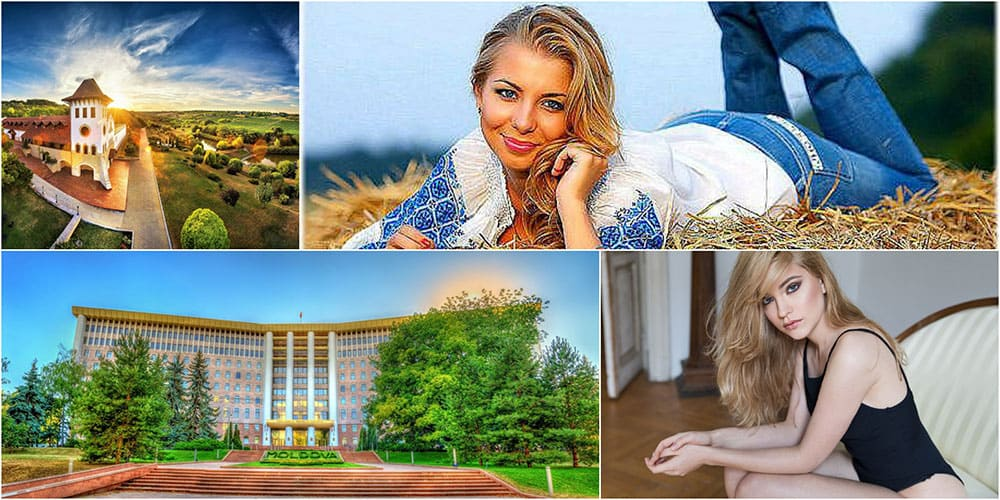 the country of Moldova and Moldovan girls