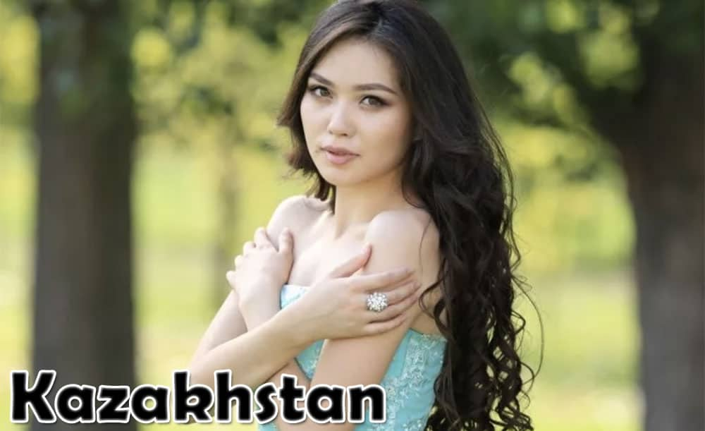 lovely Kazakhstan girl