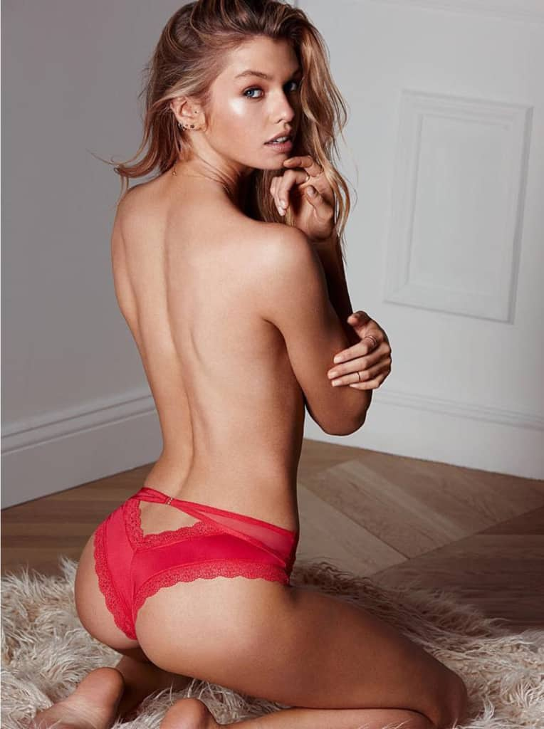 Stella Maxwell one of the world's sexiest woman