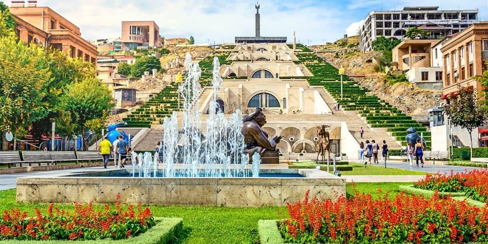 Yerevan tourist spot