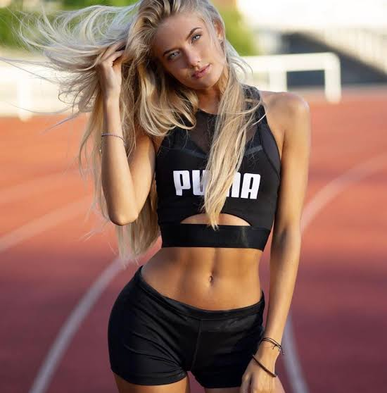 Alica Schmidt sexy German athlete
