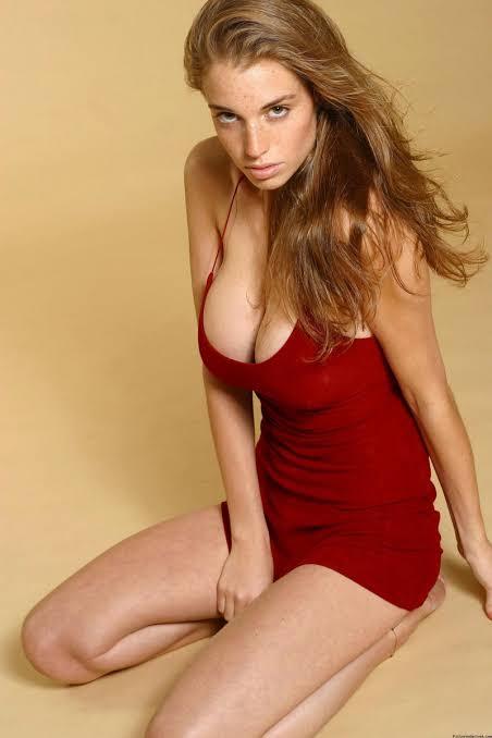 Amit Freidman busty Israeli woman