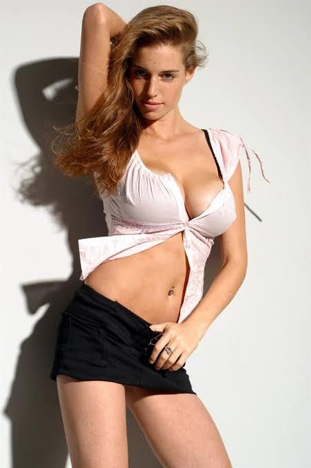 Amit Freidman Israeli supermodel