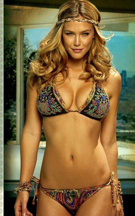 Bar Refaeli hot Israeli model