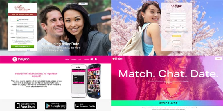 Best Thai Dating Sites & Apps for 2020