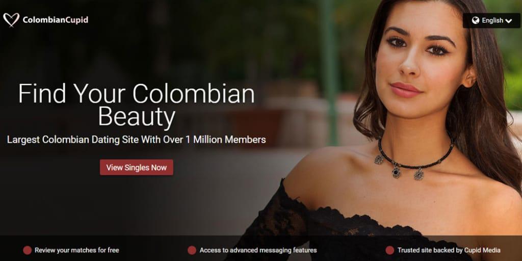 Colombian Cupid find Colombian beauty