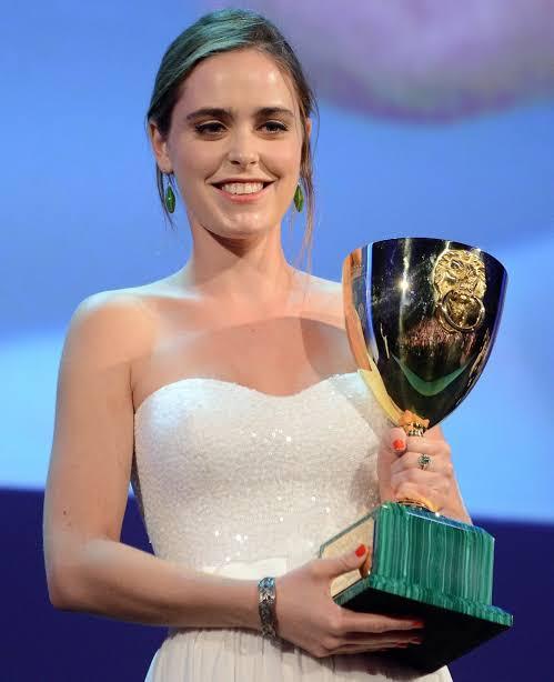 Hadas Yaron best actress award
