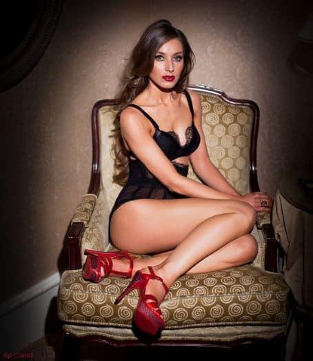 Katie Larmour Irish model
