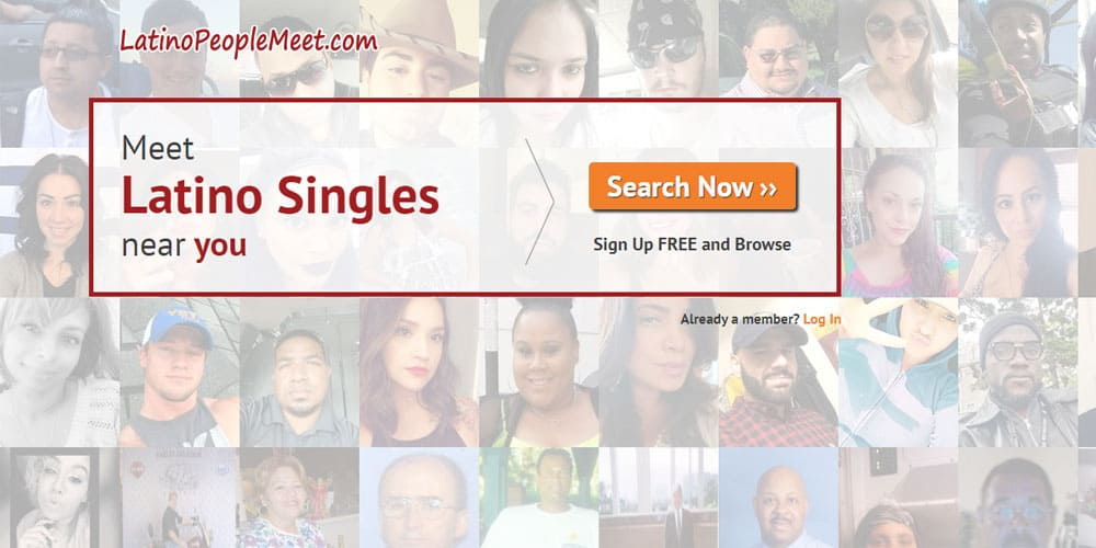 Latino People Meet - Meet Latino Singles