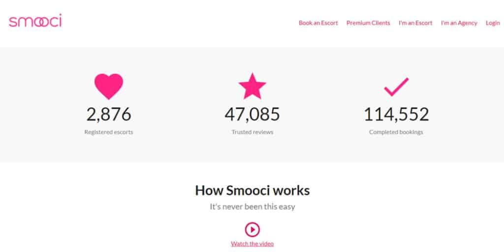 Smooci app