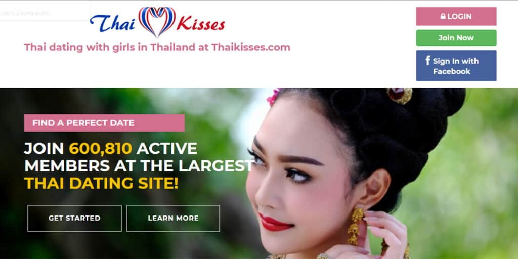Thai Kisses - Dating girls in Thailand