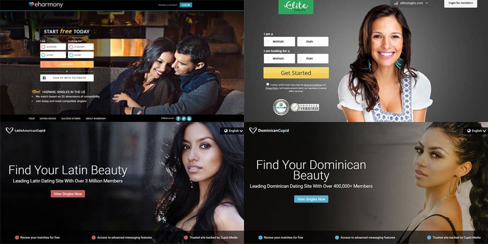 The Best Latin Dating Websites