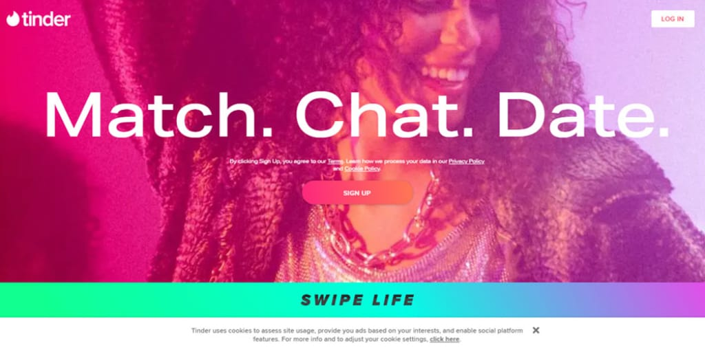 Tinder - Match, Chat and Date