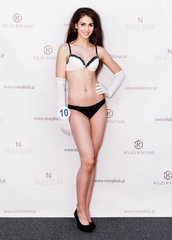 Klaudia Kucharska pageant pictorial