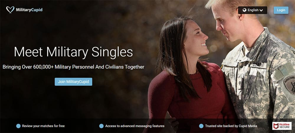 Military Cupid: Meet Military Singles