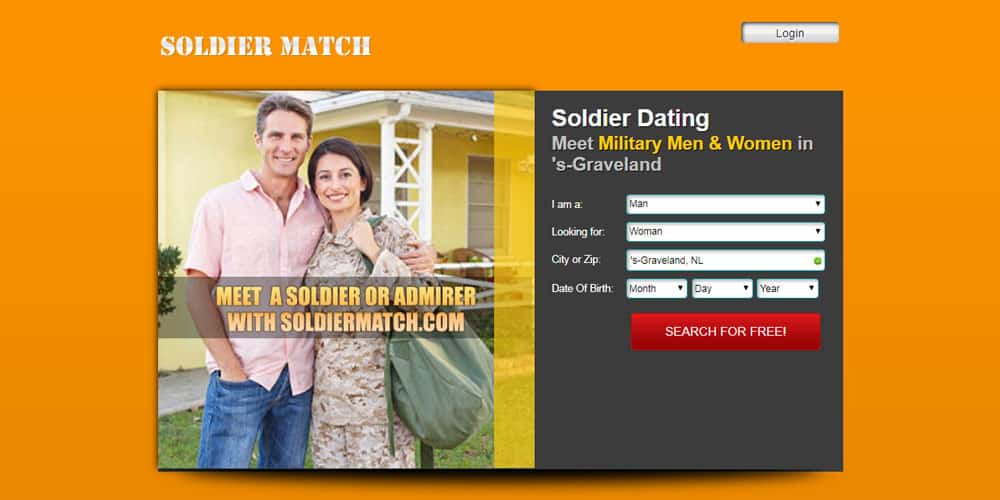 Soldiermatch.com: Meet Military Men and Women