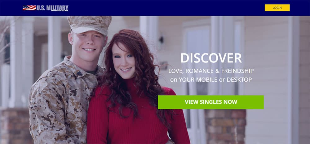 US Military Singles - Discover love, romance and friendship