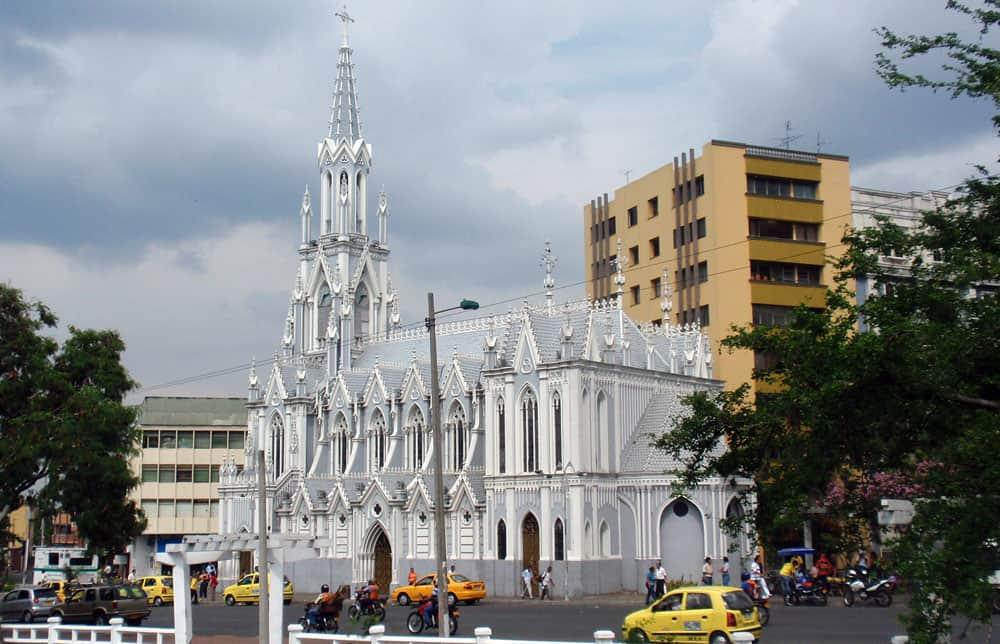 La Ermita church in Cali, Colombia