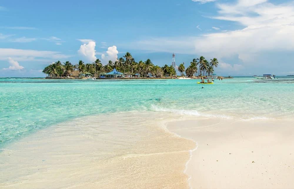 scenic beach resort in Barranquilla, Colombia