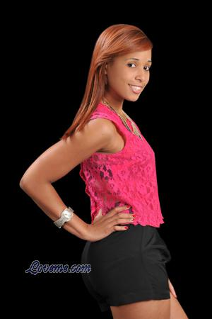 simple Dominican babe for marriage