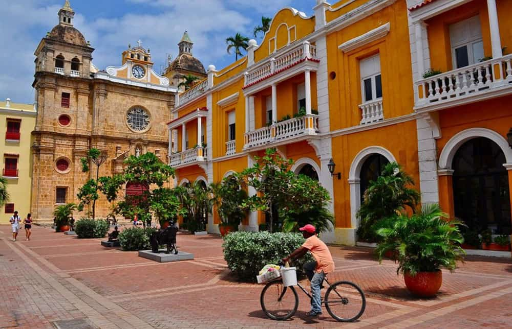 Walled City, Cartagena de Indias