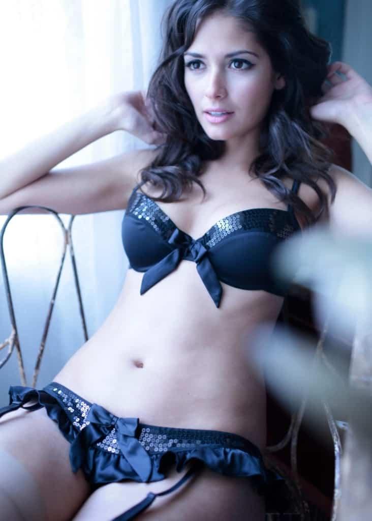 Carla Ossa lingerie