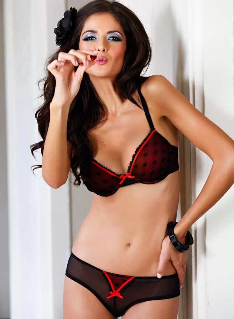 Carla Ossa seductive and sexy