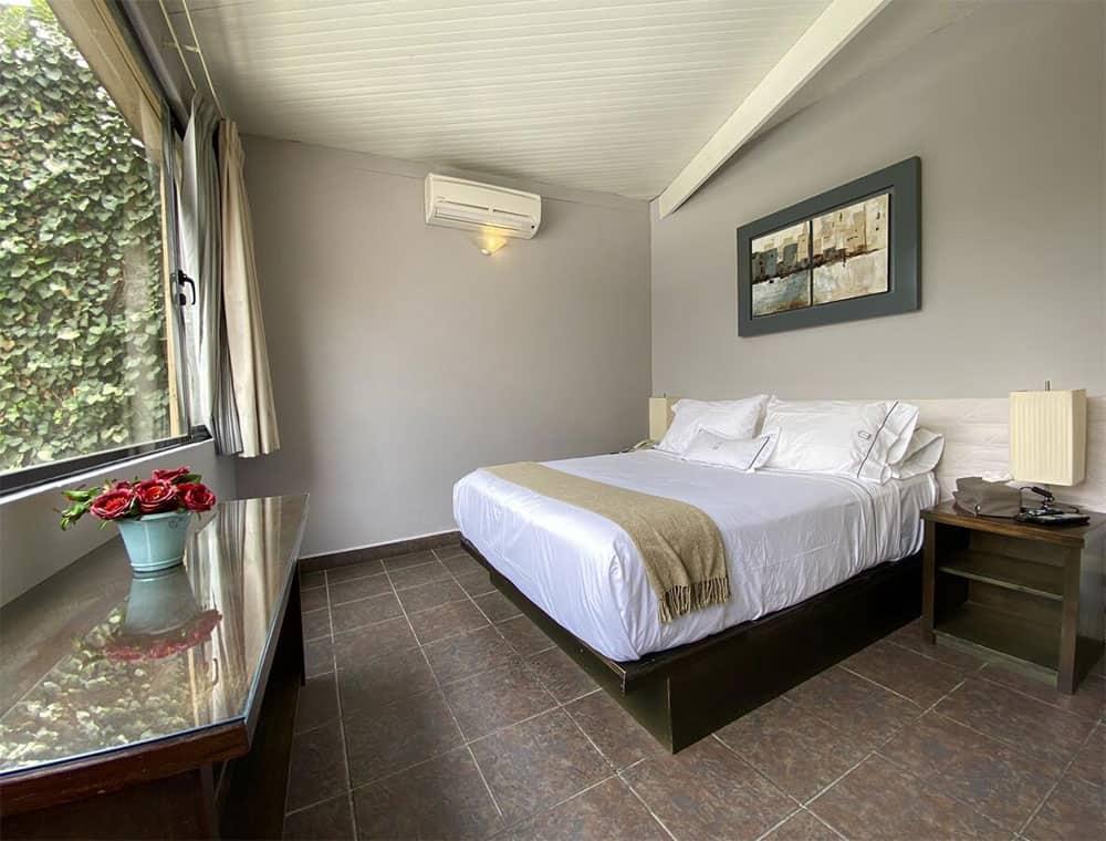 a nice room in Hotel Villa Condesa Mexico City