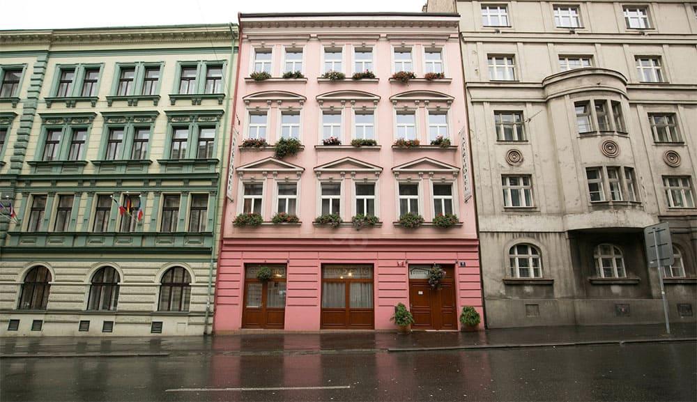 Aparthotel 5 in Prague