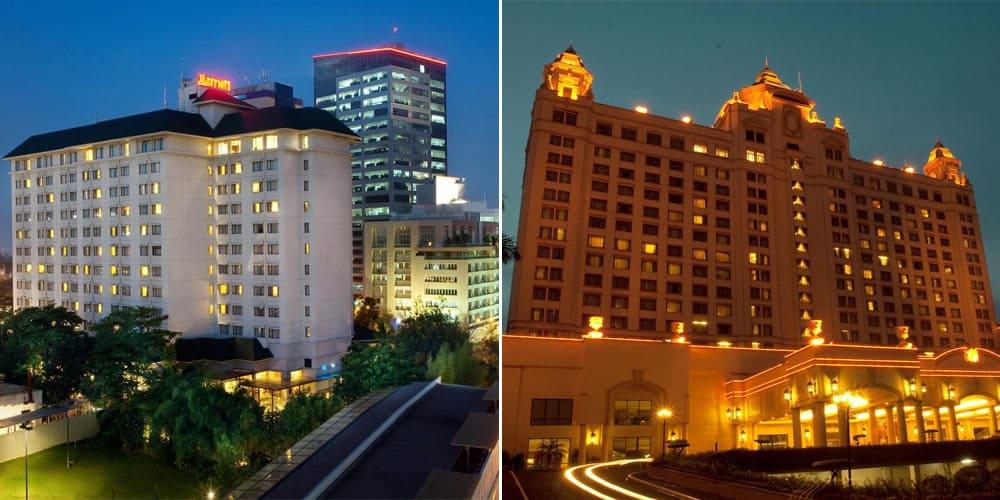 Cebu City Marriot Hotel and Waterfront Cebu City Hotel and Casino