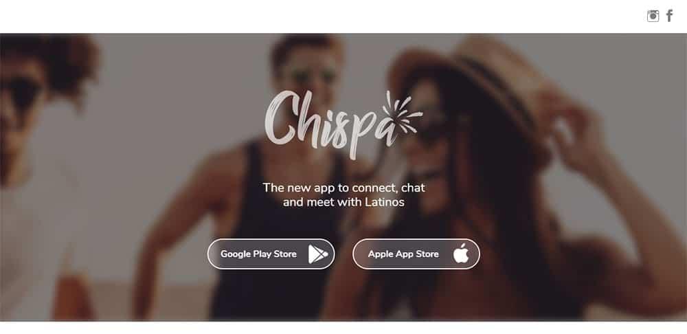 chispa dating app