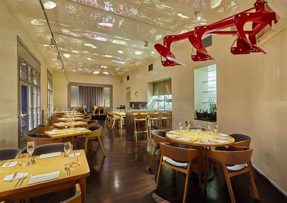 Field Restaurant in Prague