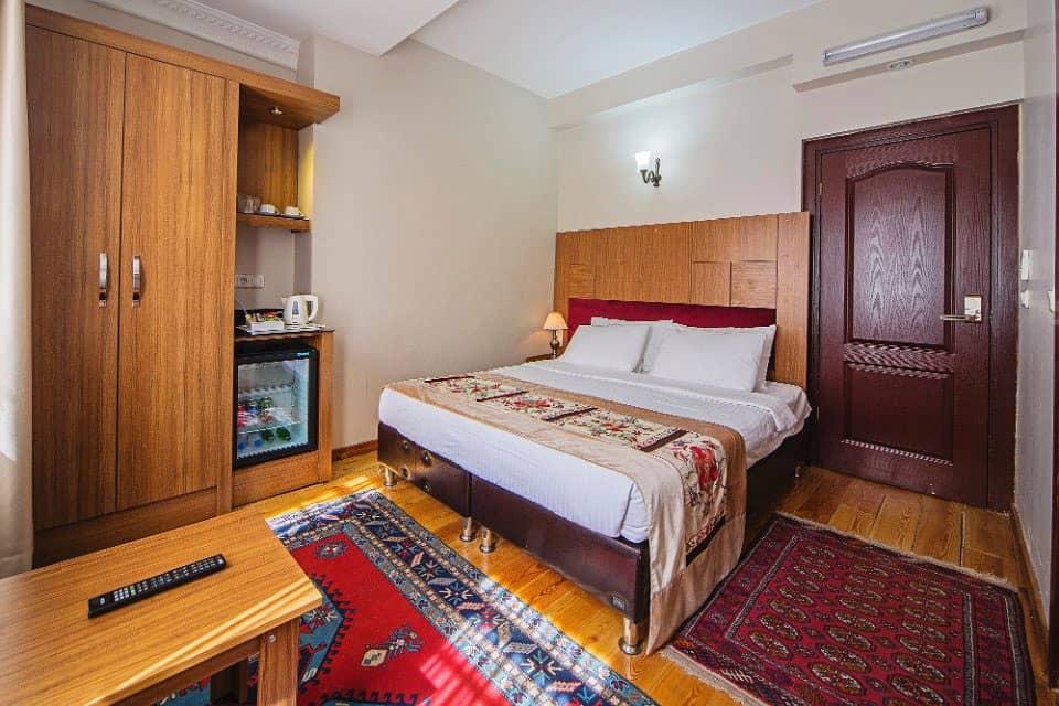 hippodrome standard double room