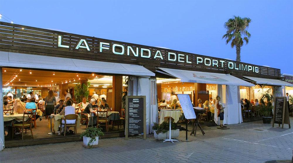 La Fonda Del Port Olimpic Barcelona