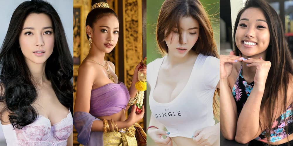 pretty Thai women