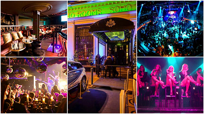 SOHO rooms in Moscow